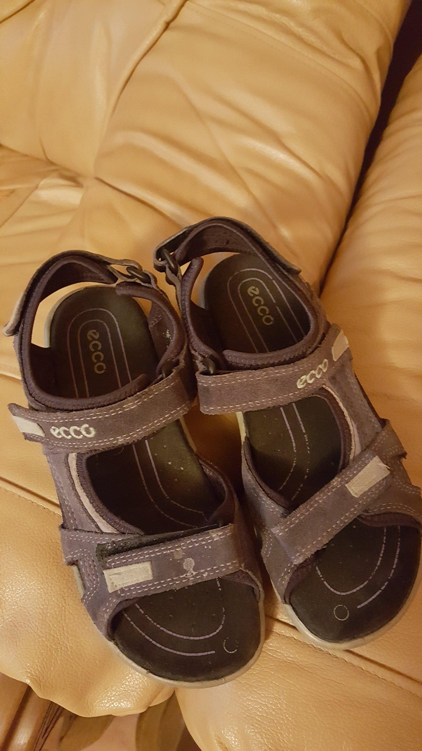 sandały ecco rozmiar 35
