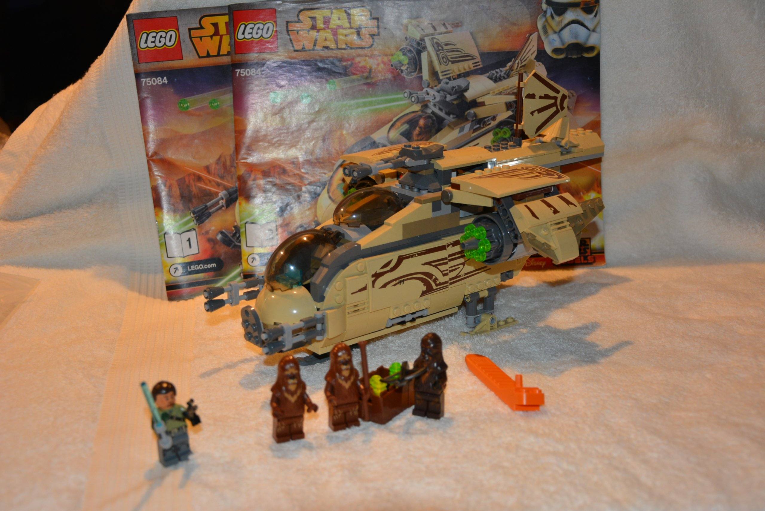 Lego Rebelianci 75084 7072033251 Oficjalne Archiwum Allegro