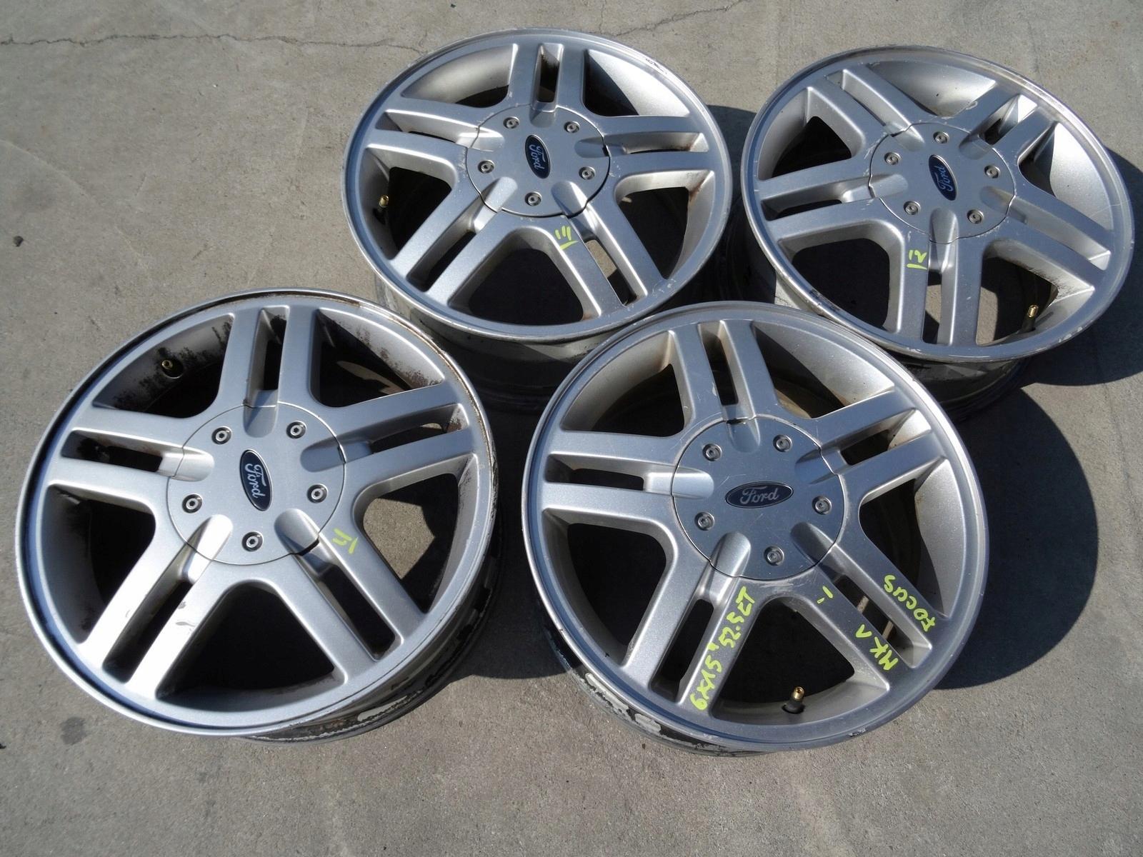 Ford Focus Mk1 Felgi Aluminiowe 15 7528056108 Oficjalne