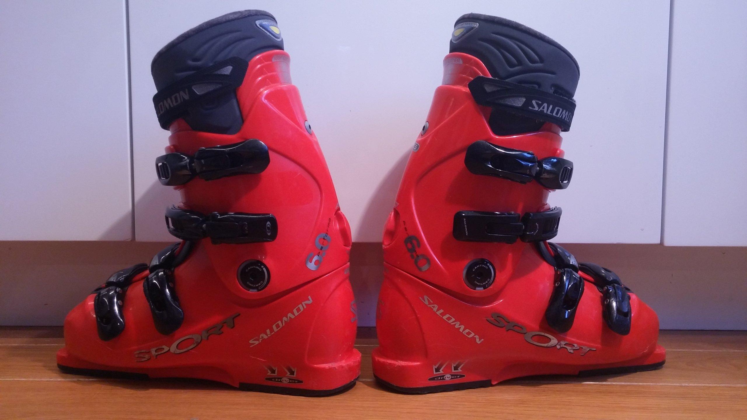 Buty narciarskie Salomon Performa 6.0 W