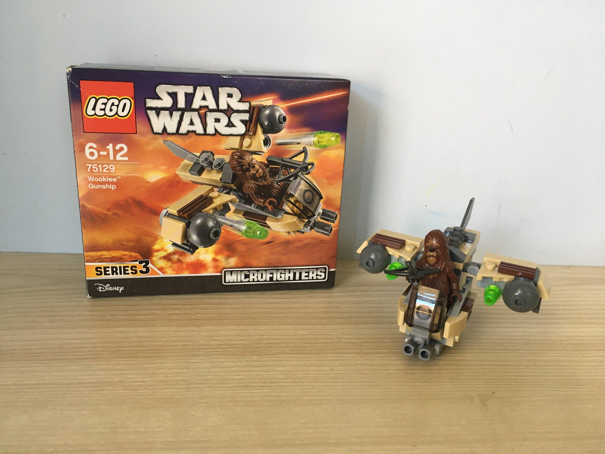 Lego Star Wars 75129 Okręt Bojowy Wookiee 7345604319 Oficjalne