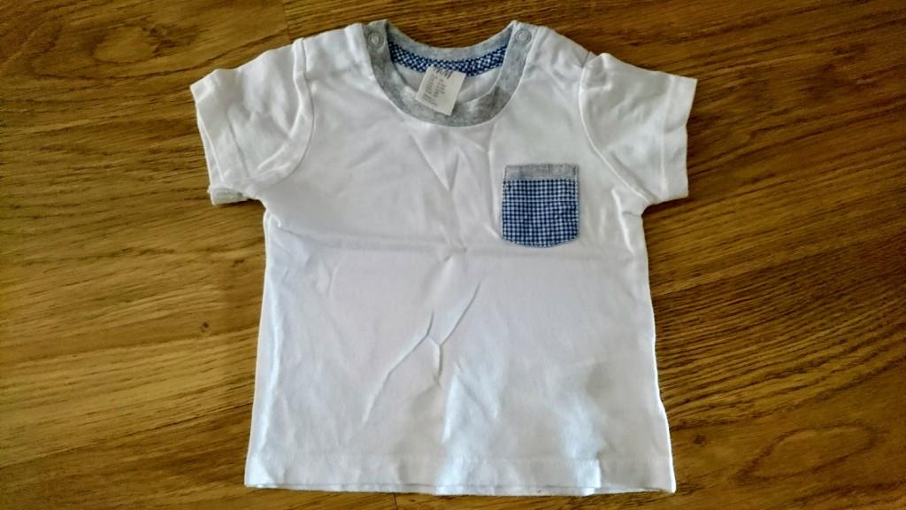 2d26837591 koszulka h m niemowlęca r. 68 stan idealny - 7208240452 - oficjalne ...