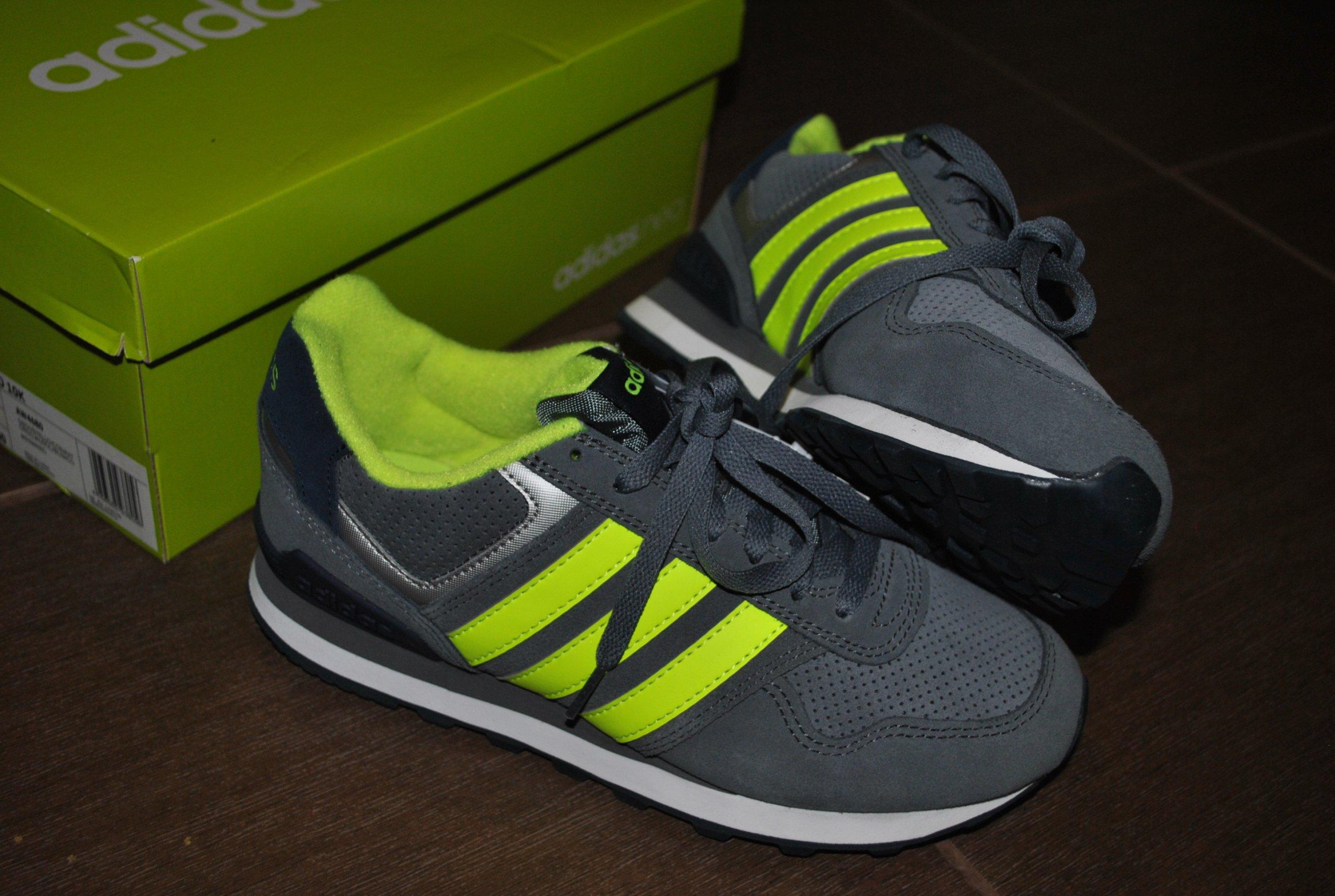Nowe buty Adidas Runeo 10 K 39 13 obuwie sportowe