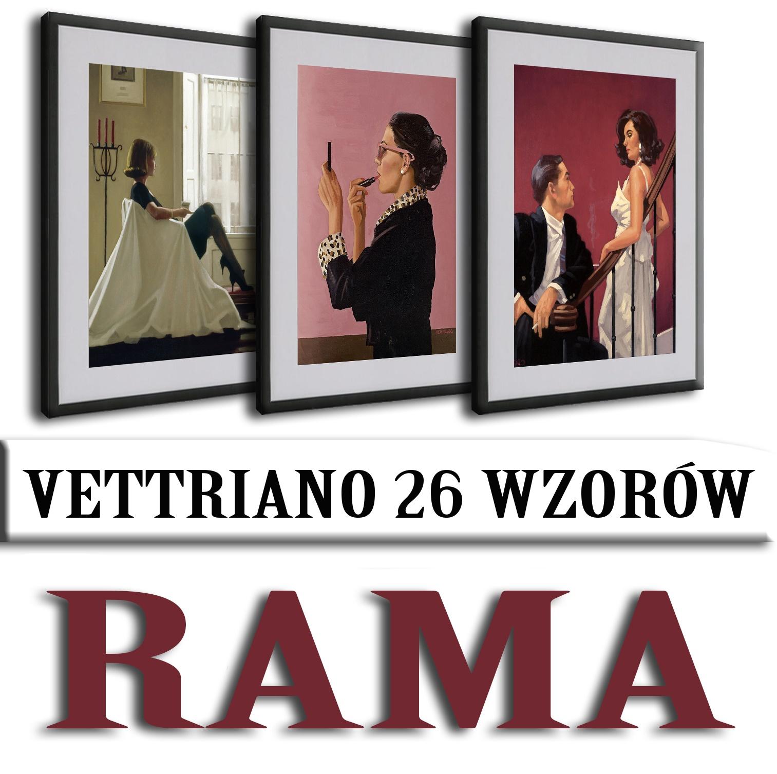Vettriano Plakaty W Ramach 40x50 Glamour 7009866801