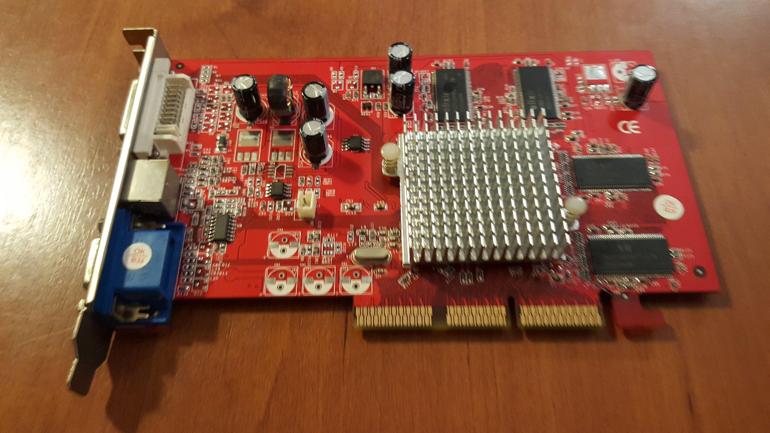 ATI 9550 AGP8X 128MB WINDOWS DRIVER