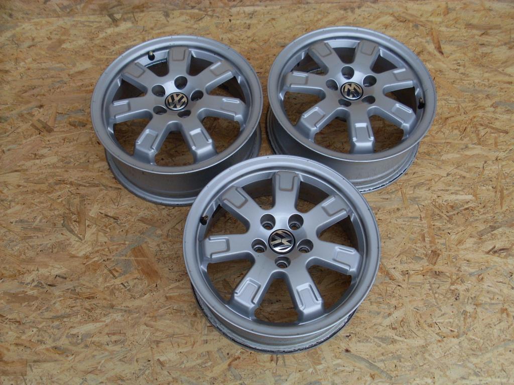 Vw Polo V 6r Felgi Aluminiowe 15 H2 Et38 55jx15 7216949146