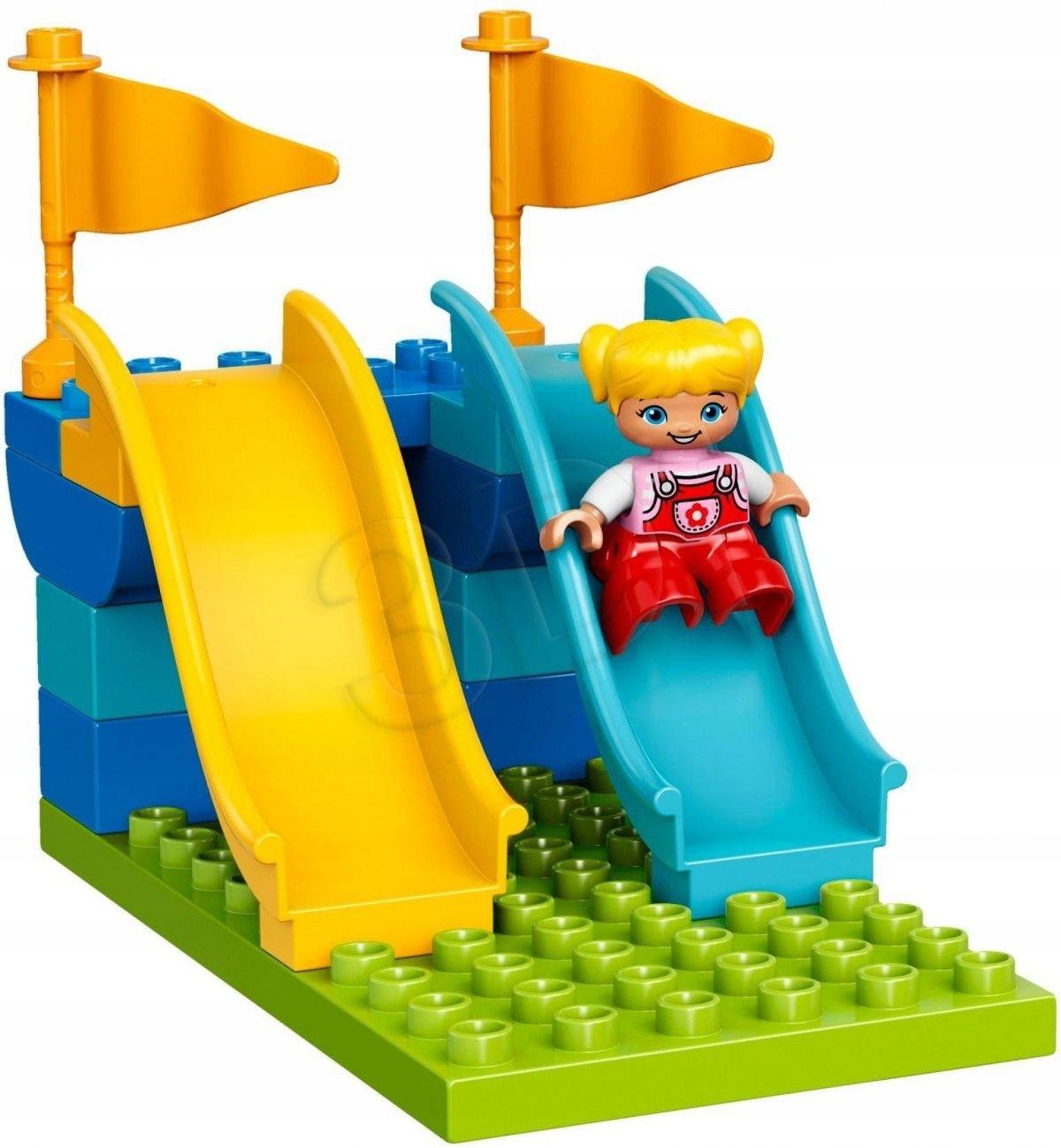 Lego Duplo Wesołe Miasteczko 10841 7442075670 Oficjalne Archiwum