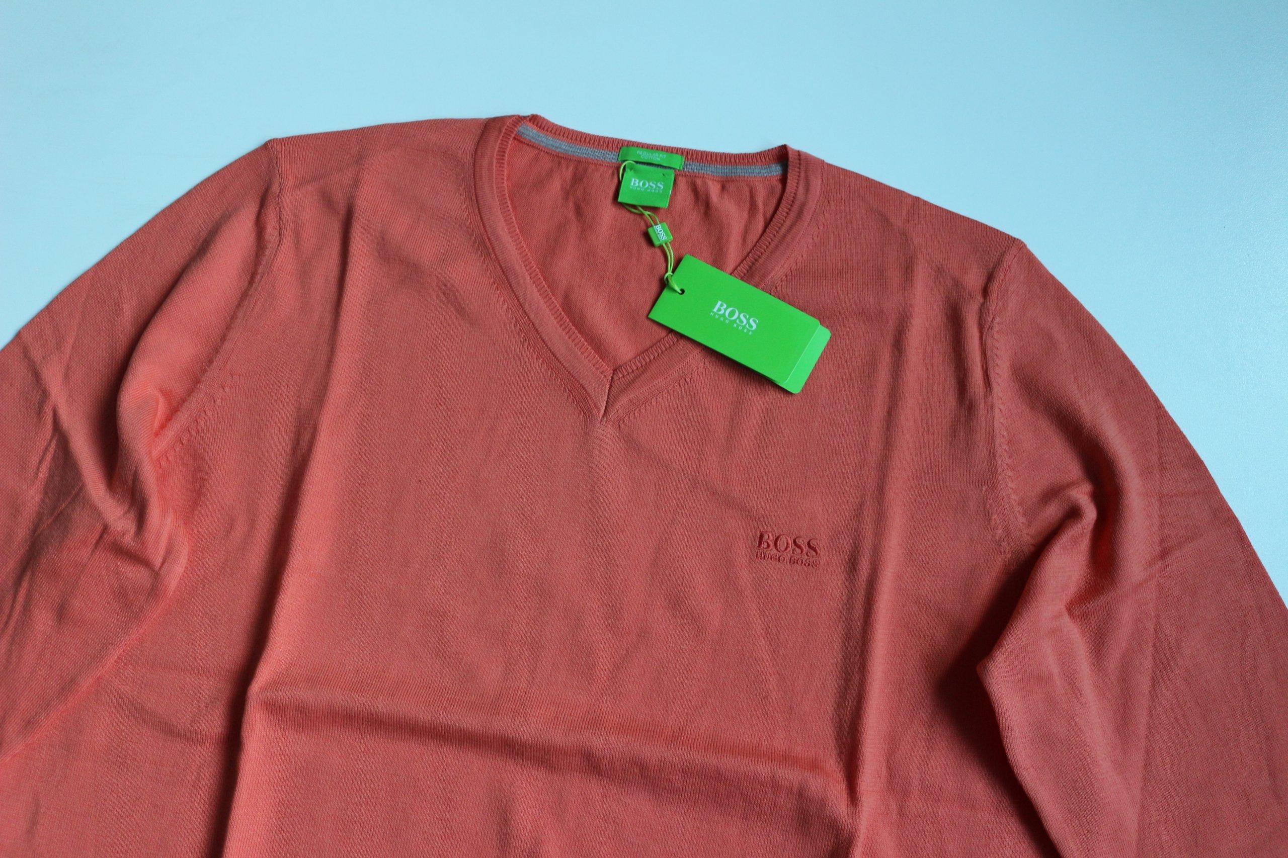 27c227b37cbde HUGO BOSS GREEN sweter rozm XXXL Łódź - 7068404332 - oficjalne ...