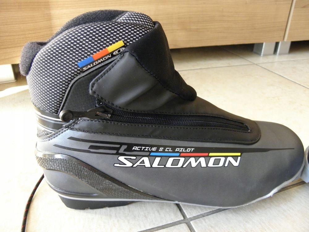 Buty do nart biegowych SALOMON S CL PILOT SNS 42