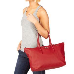 a3e17bcac9af6 LACOSTE torba Shopper ORYGINAŁ Zalando - 7656863061 ...