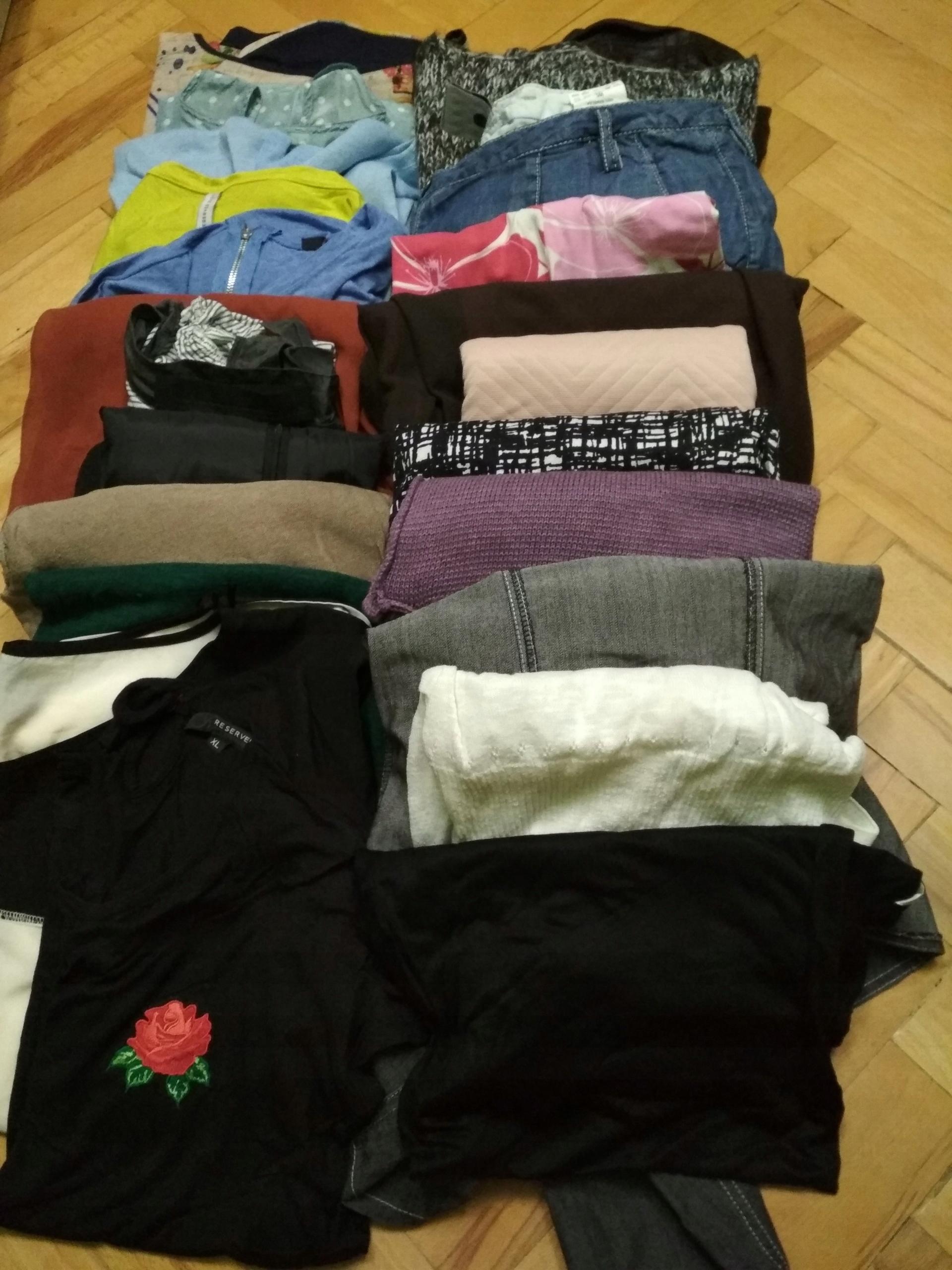f06f7175f1ee06 Wyprzedaż ubrań z aukcji mega paka! - 7529929462 - oficjalne ...