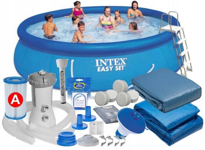 Бассейны Интекс