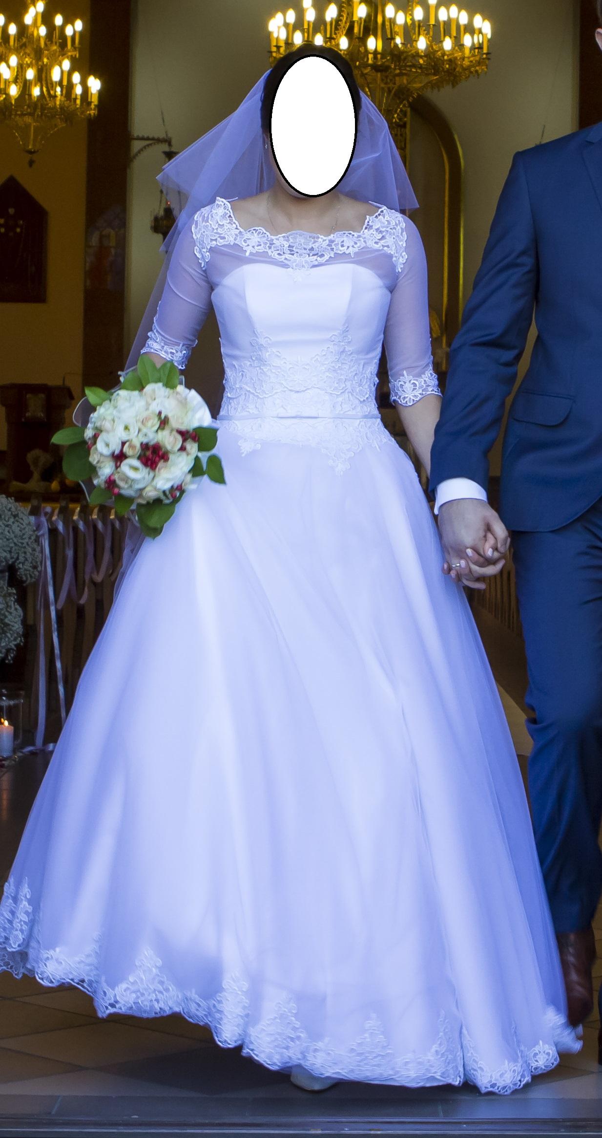 bb85da7b84 ZJAWISKOWA suknia ślubna Celebrity WROCŁAW - 7295313280 - oficjalne ...