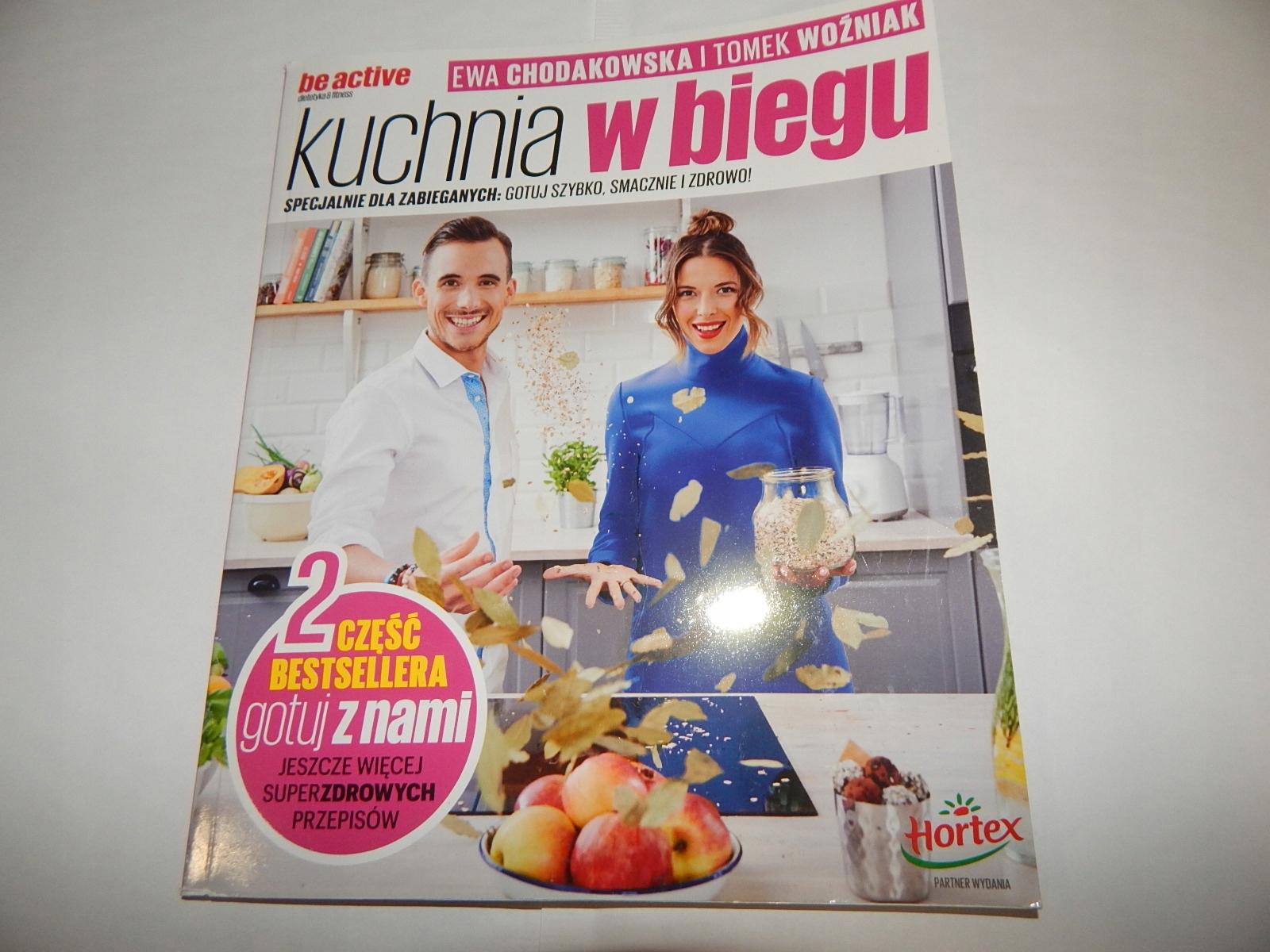 Be Active Ewa Chodakowska Kuchnia W Biegu 7065016939