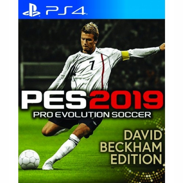 PRO EVOLUTION SOCCER PES 2019 BECKHAM EDITION PS4 - 7435751933 ... cd2153fa31e62