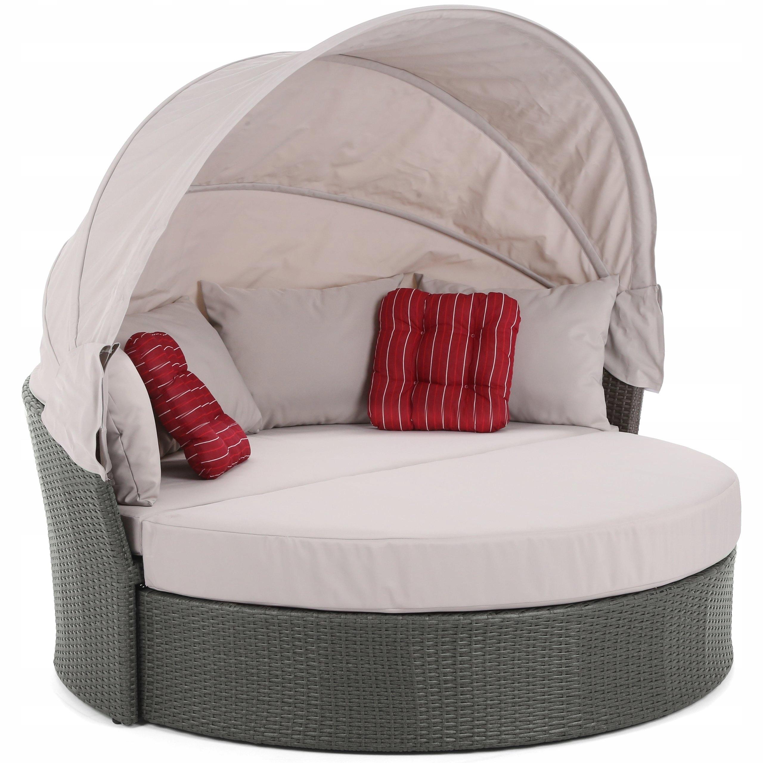 Meble Ogrodowe Sofa Technorattanowa Ratan Taras 7281437253