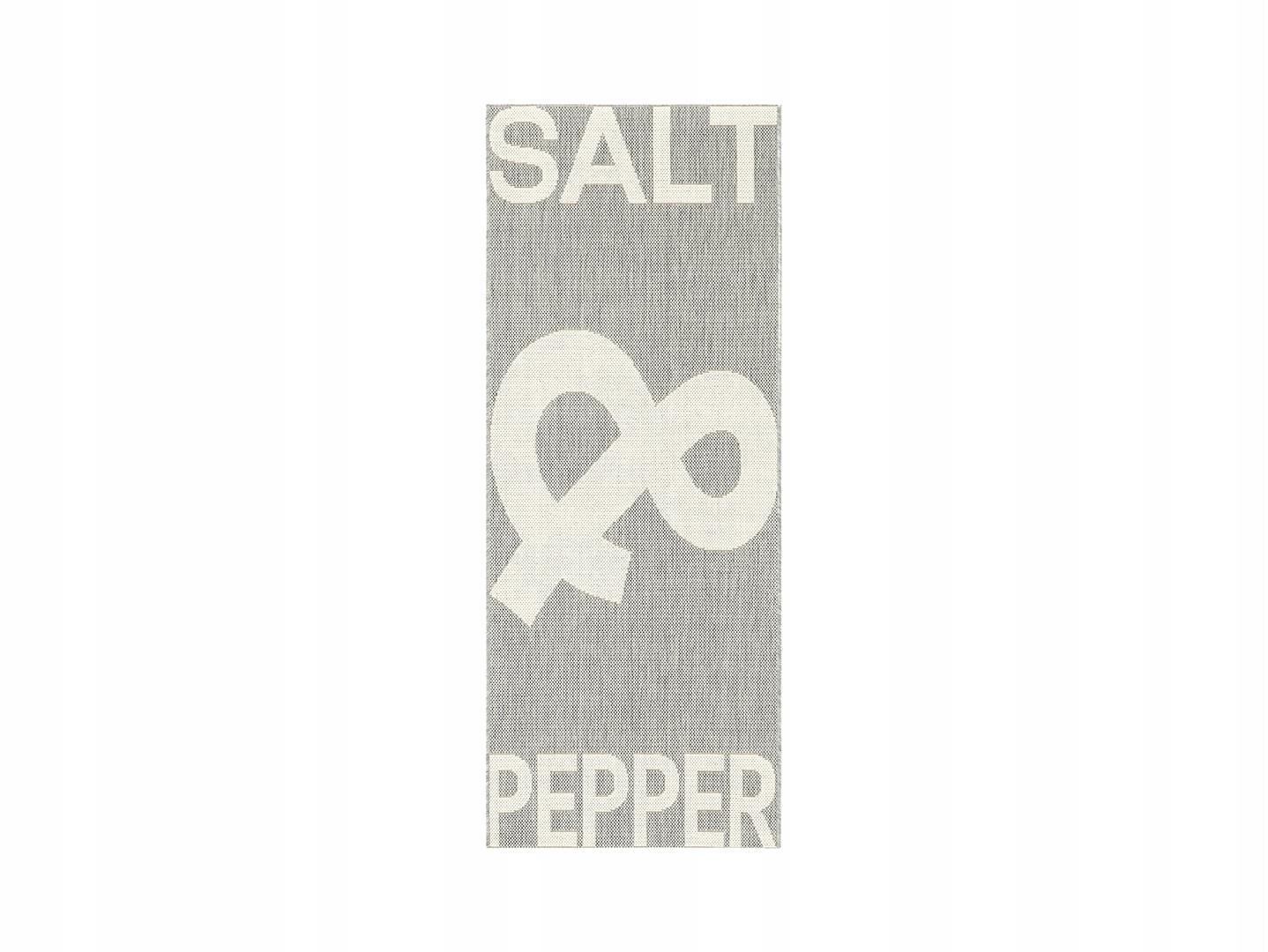 Dywan Salt Papper Black Red White 7302442092