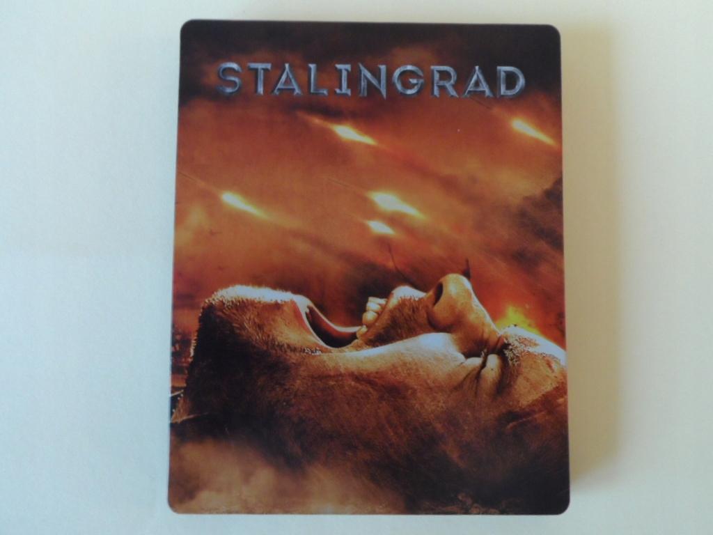 STALINGRAD STEELBOOK UNIKAT