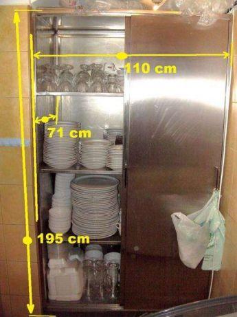 Ogromny Sprzedam meble gastronomiczne ze stali nierdzewnej - 7187266584 JW19