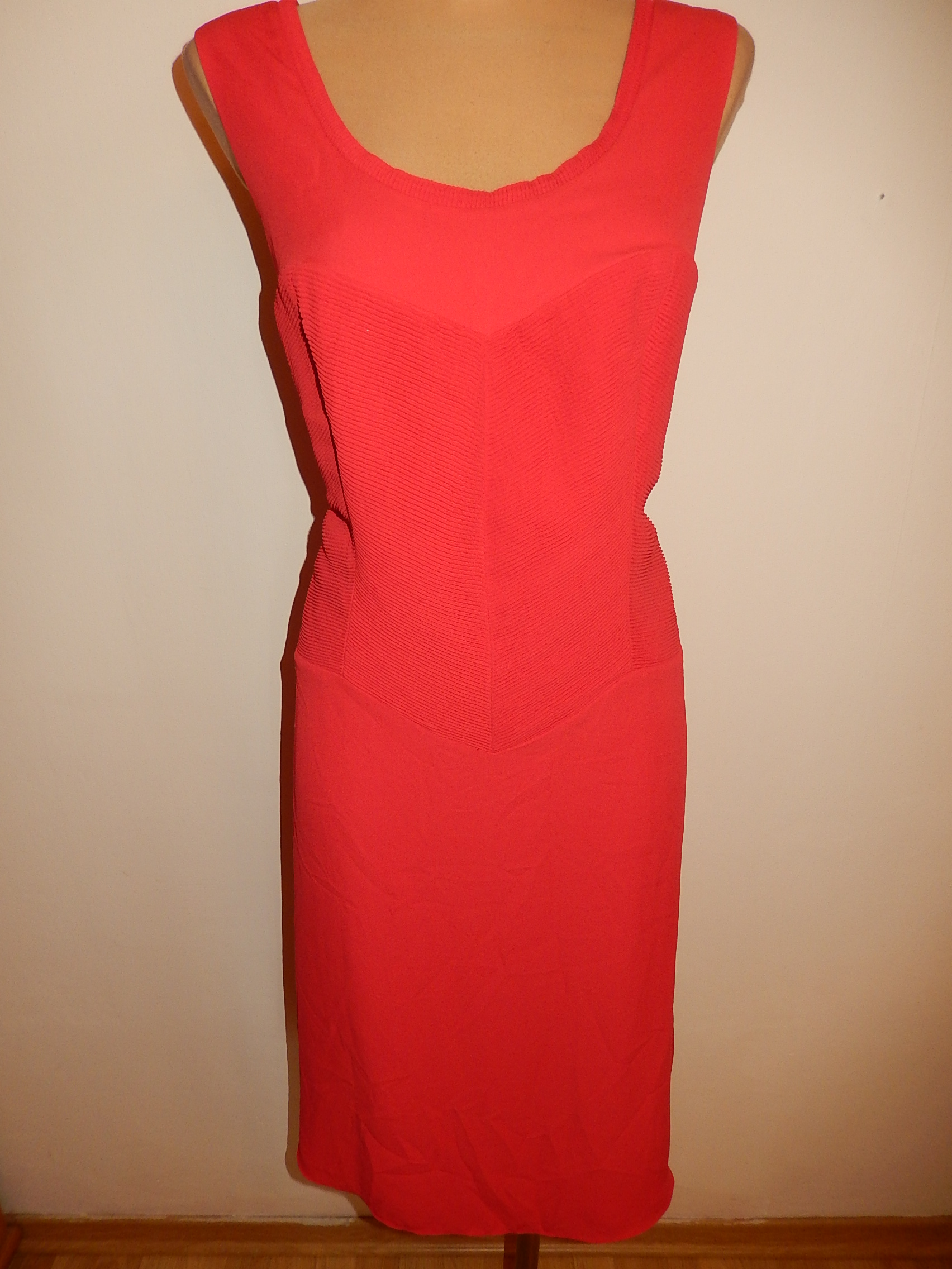 5ea23d1028 SAVOIR sukienka koktajlowa r.44 46~falek18 - 7393729905 - oficjalne ...