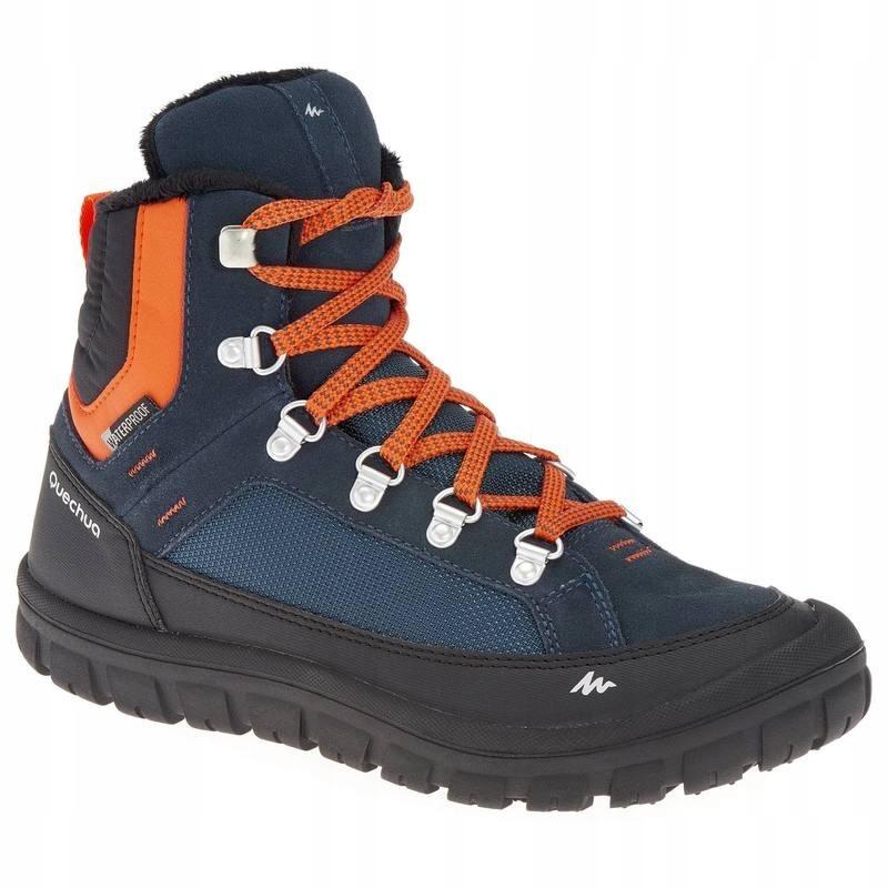 Quechua buty zimowe trackingowe dla dzieci 34
