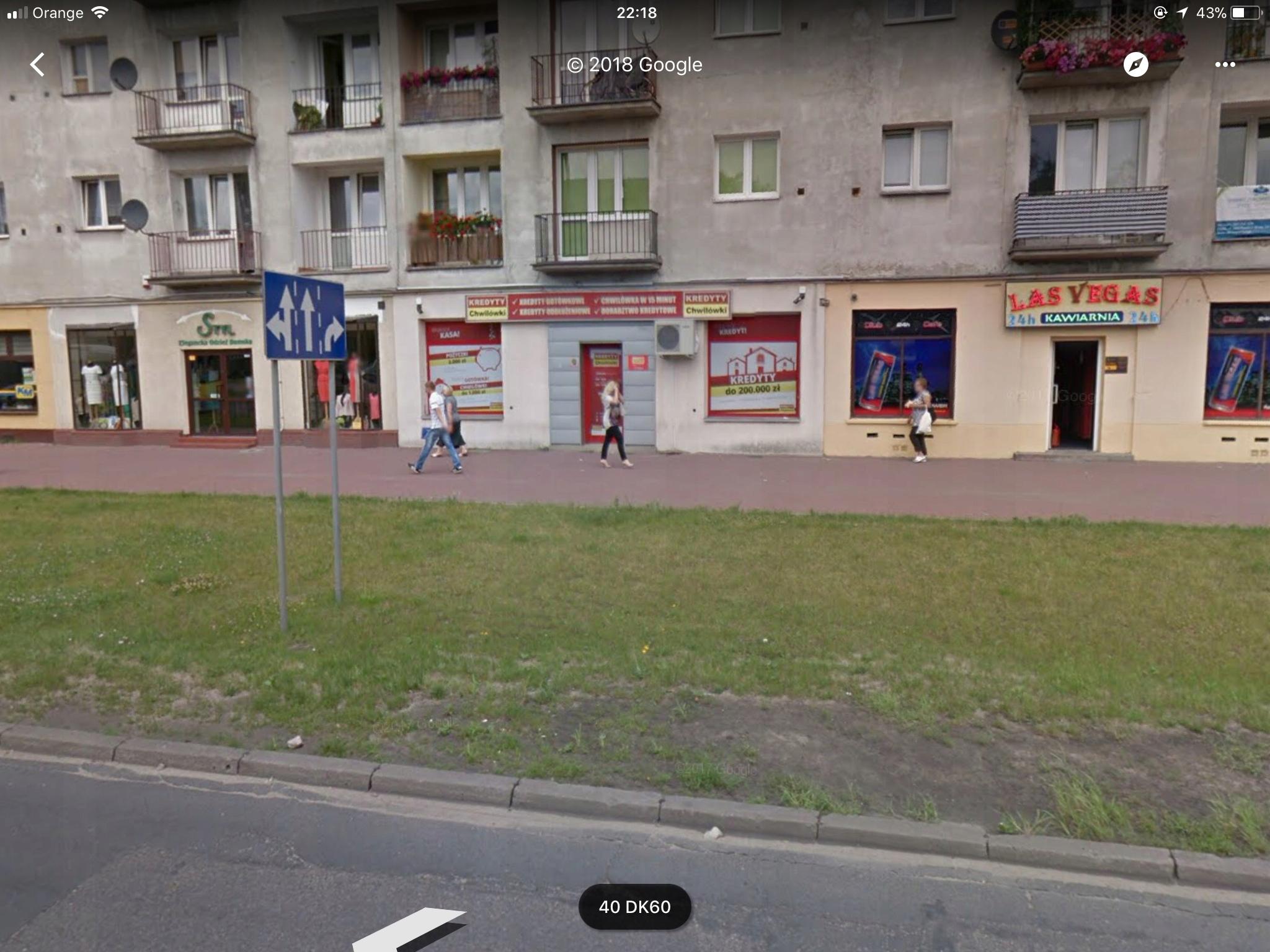 Wynajmę lokal w Płocku