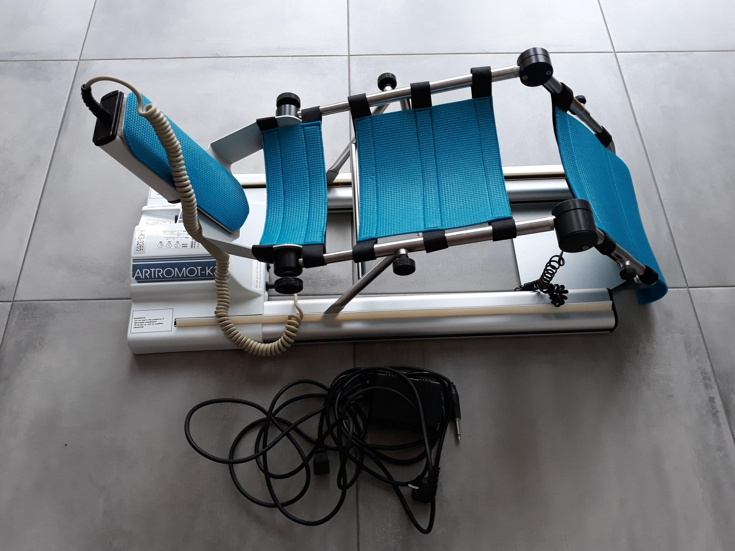W superbly Szyna rehabilitacyjna CPM ARTROMOT K3 - 7444383751 - oficjalne DX58