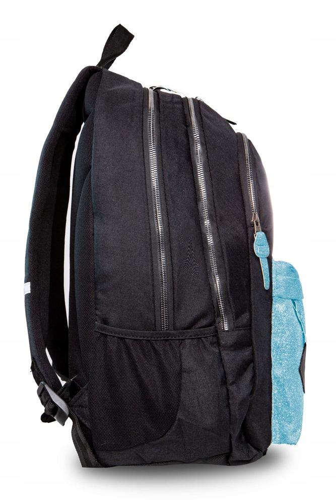 700c2697e2304 Plecak Coolpack Hippie Blue Glitter 22370CP mocny - 7694990704 ...