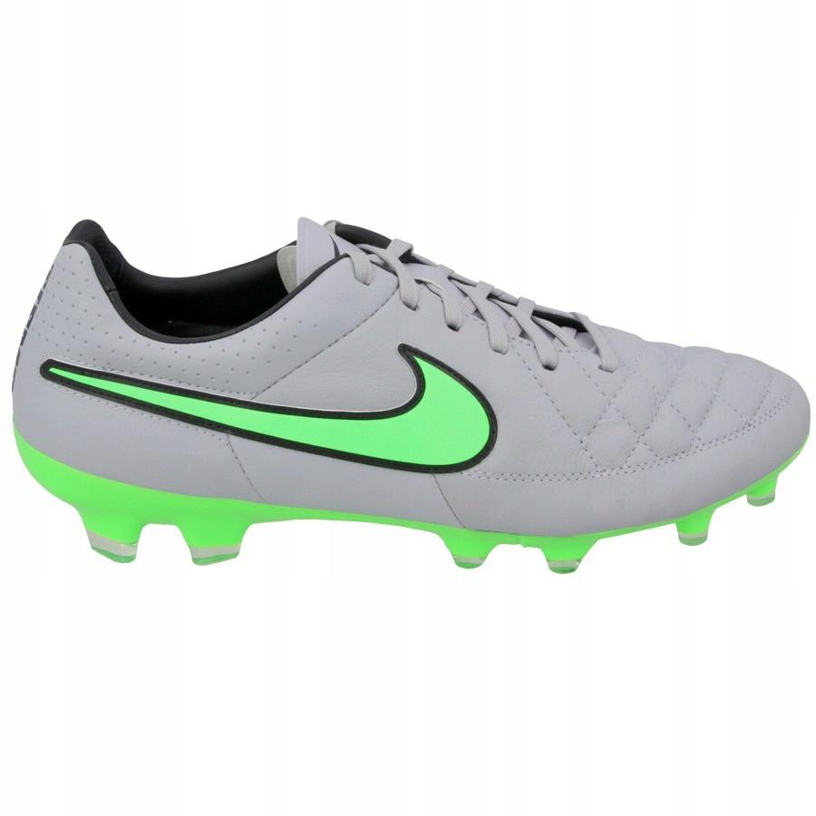 Buty Nike Tiempo Legacy FG 631521 030 szary 40 7464563432
