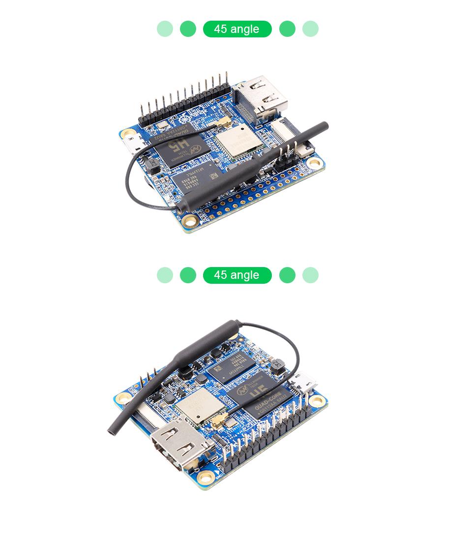 Orange Pi Zero Plus2 H5 Quad-Core 512MB 8G eMMC - 7167671211