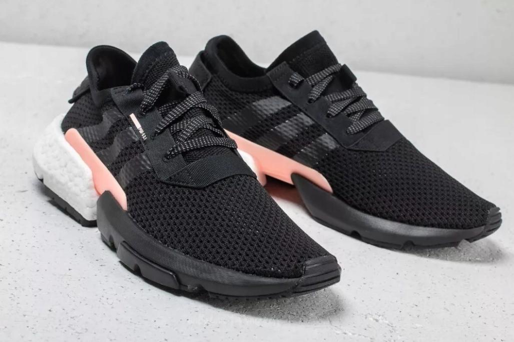 Buty damskie Adidas POD S3.1 Sneakersy niskie 7715107945