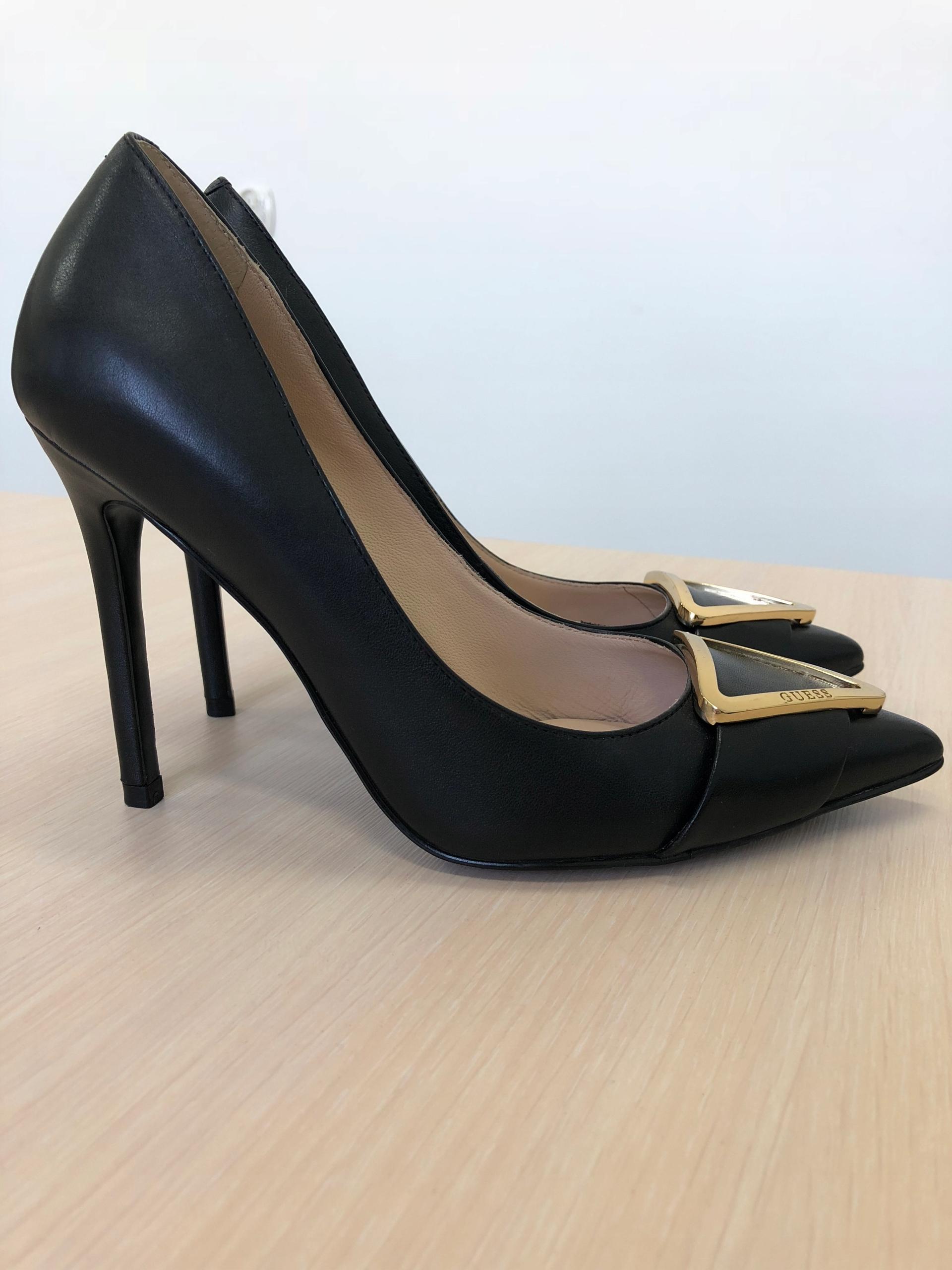 3578f71898f2f Nowe buty Guess rozm 38 śliczne szpilki - 7657098632 - oficjalne ...