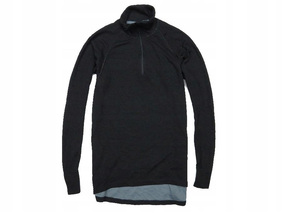 DEVOLD GOLF bluza wełna merino merynos męska XL