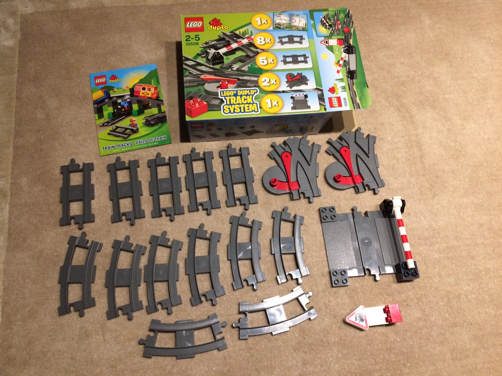 Lego Duplo Tory 10506 7089440522 Oficjalne Archiwum Allegro