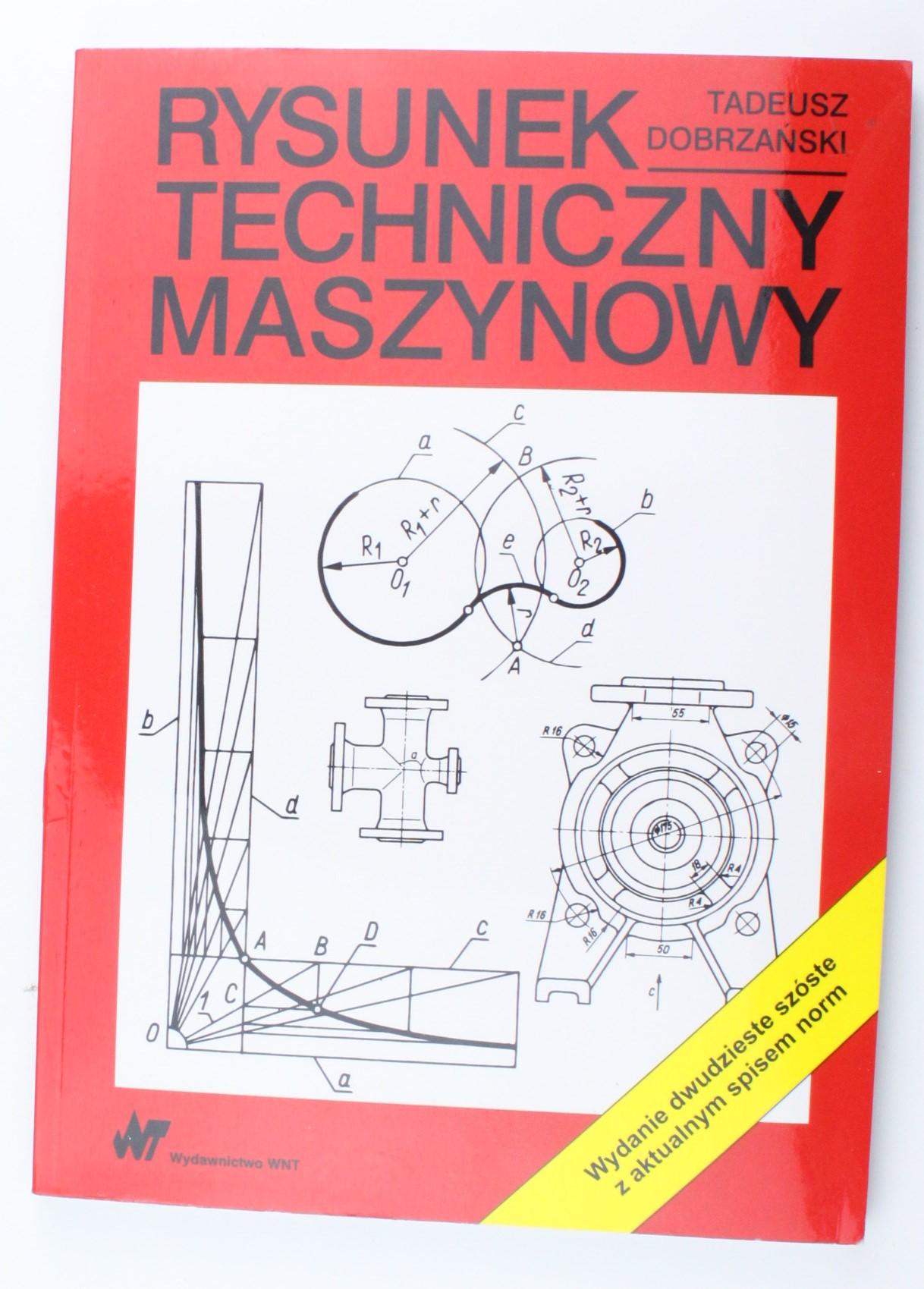 dobrzański rysunek techniczny maszynowy pdf chomikuj