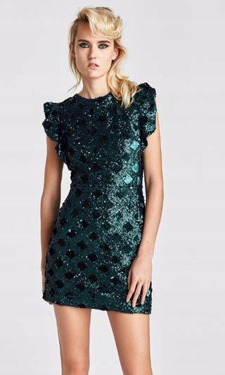 90d2ec9f81 Suknie wieczorowe Zara w Oficjalnym Archiwum Allegro - archiwum ofert