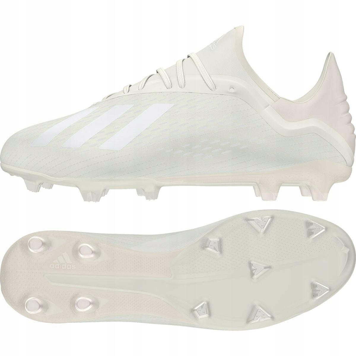 518816f36f2c Buty piłkarskie adidas X 18.2 FG M DB2181 41 1 3 - 7593005914 ...