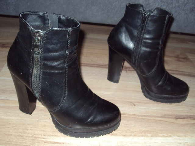 NOWE buty DEICHMANN botki klasyczne R.38