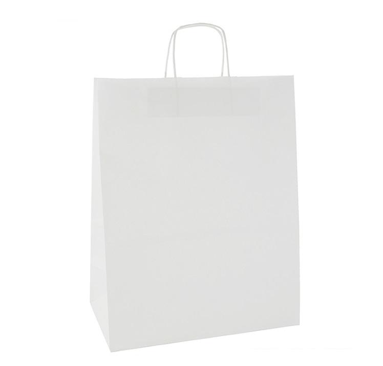 b62c3f061188f Torby papierowe zakupowe solidne, reklama LOGO - 7131131326 ...