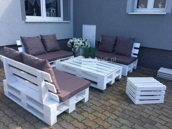 Wszystkie nowe Meble ogrodowe z palet - Najwyższa jakość - 7347549137 - oficjalne MR59