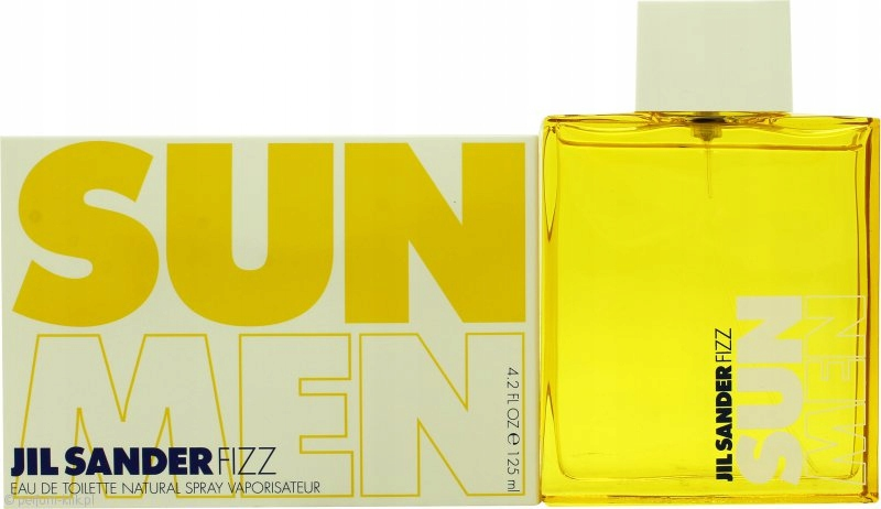 2ee2919c6 Jil Sander Sun Men Fizz Eau de Toilette - 7471796625 - oficjalne ...