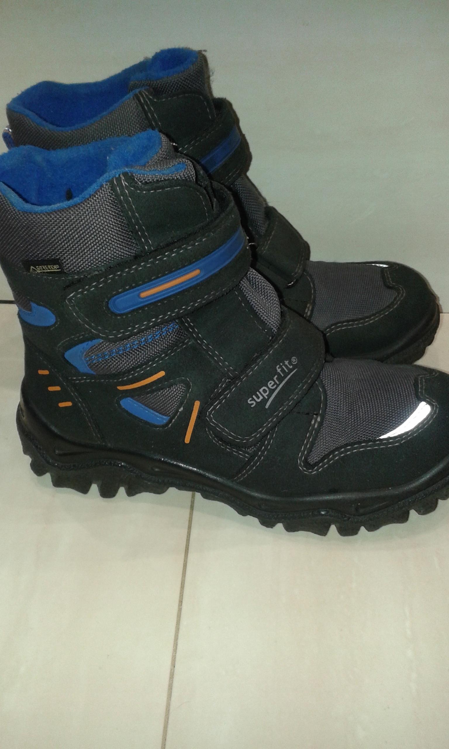 5d1e5eb3 Superfit buty zimowe dla chłopca rozmiar 32 - 7652344144 - oficjalne ...
