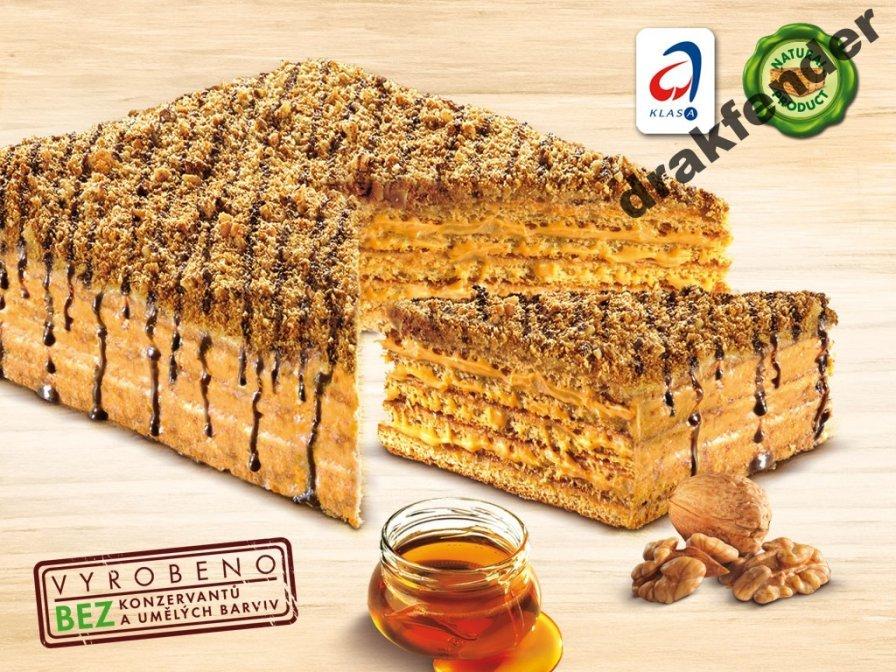 Tort Miodowy Marlenka Z Czech 7285240187 Oficjalne