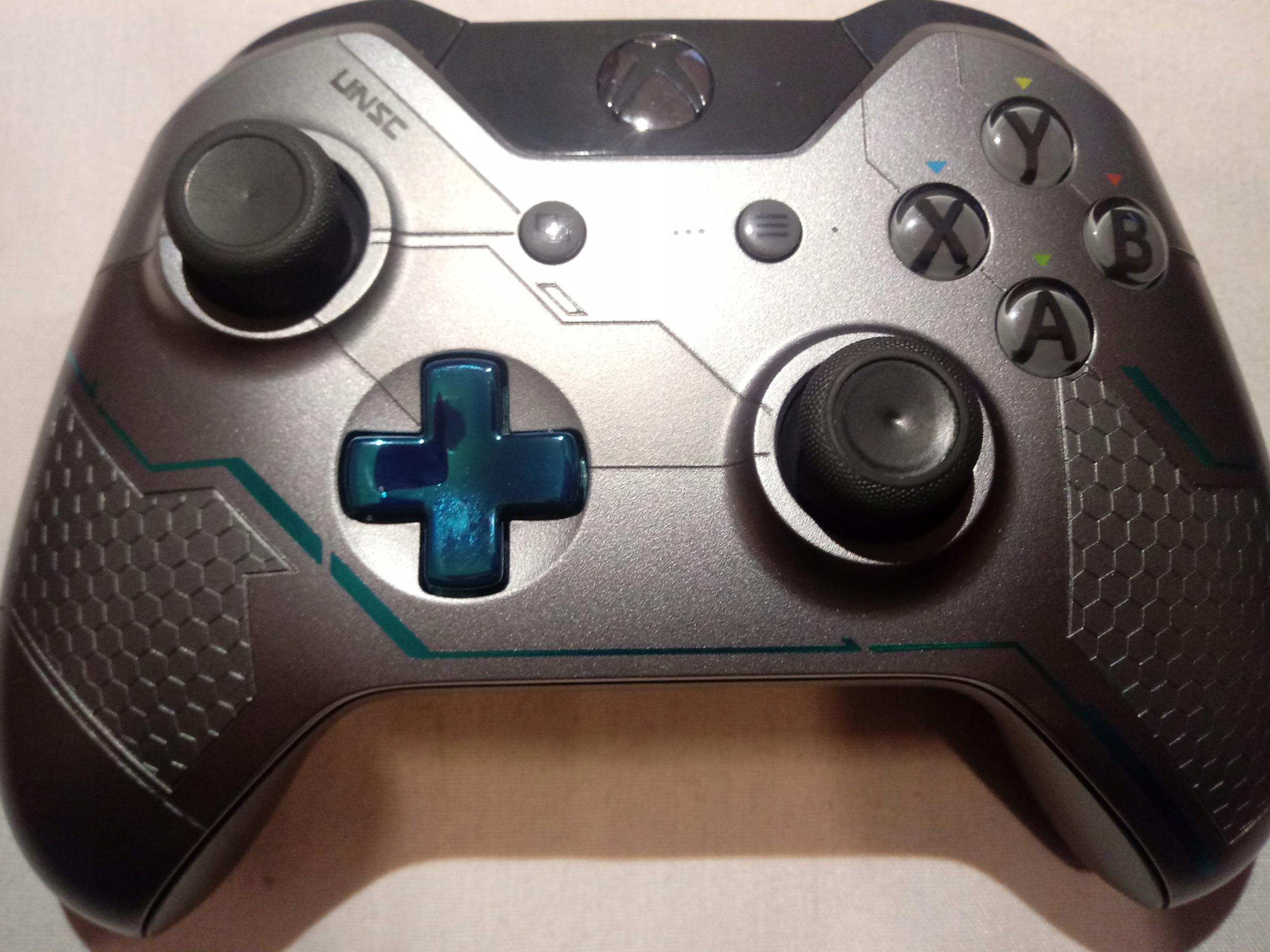pad XBOX One S Halo 5 Guardians model 1697 BDB - 7733732950