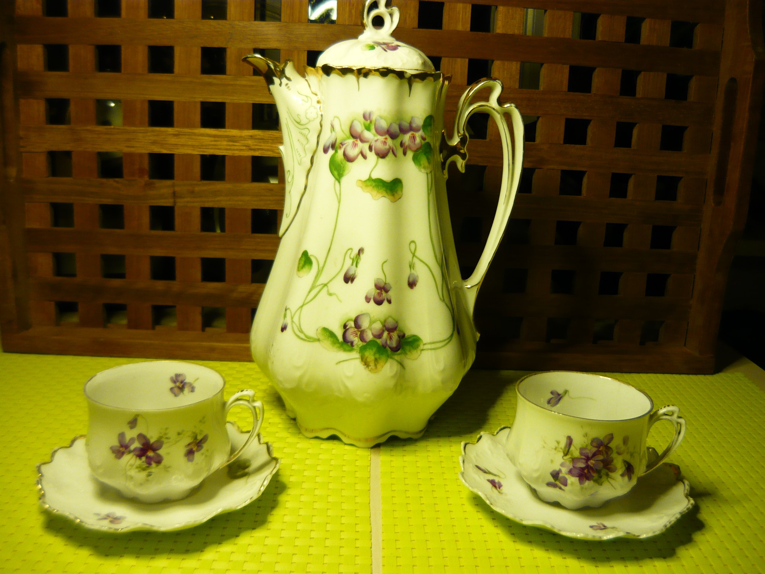 Mz Austria Teapot