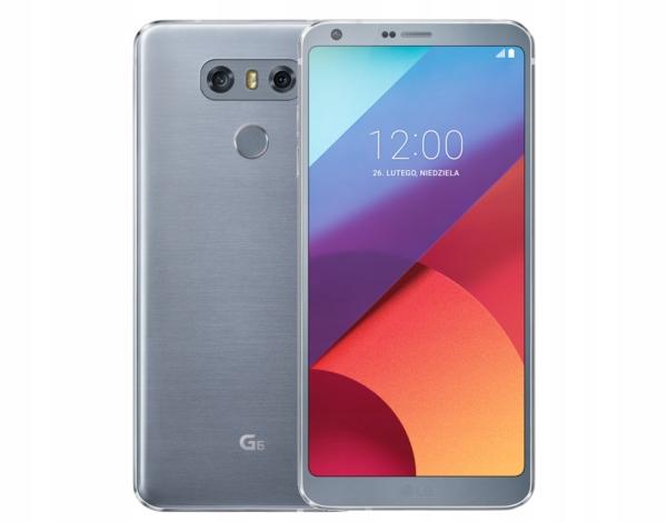 LG G6 32GB 4GB RAM H870 PLATINIUM