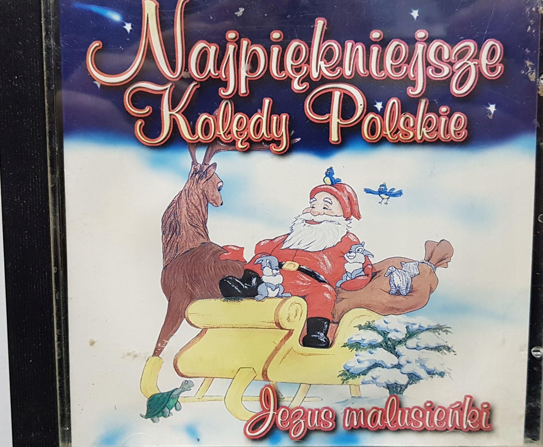 Tanie CD Najpiękniejsze Kolędy Polskie Toruń