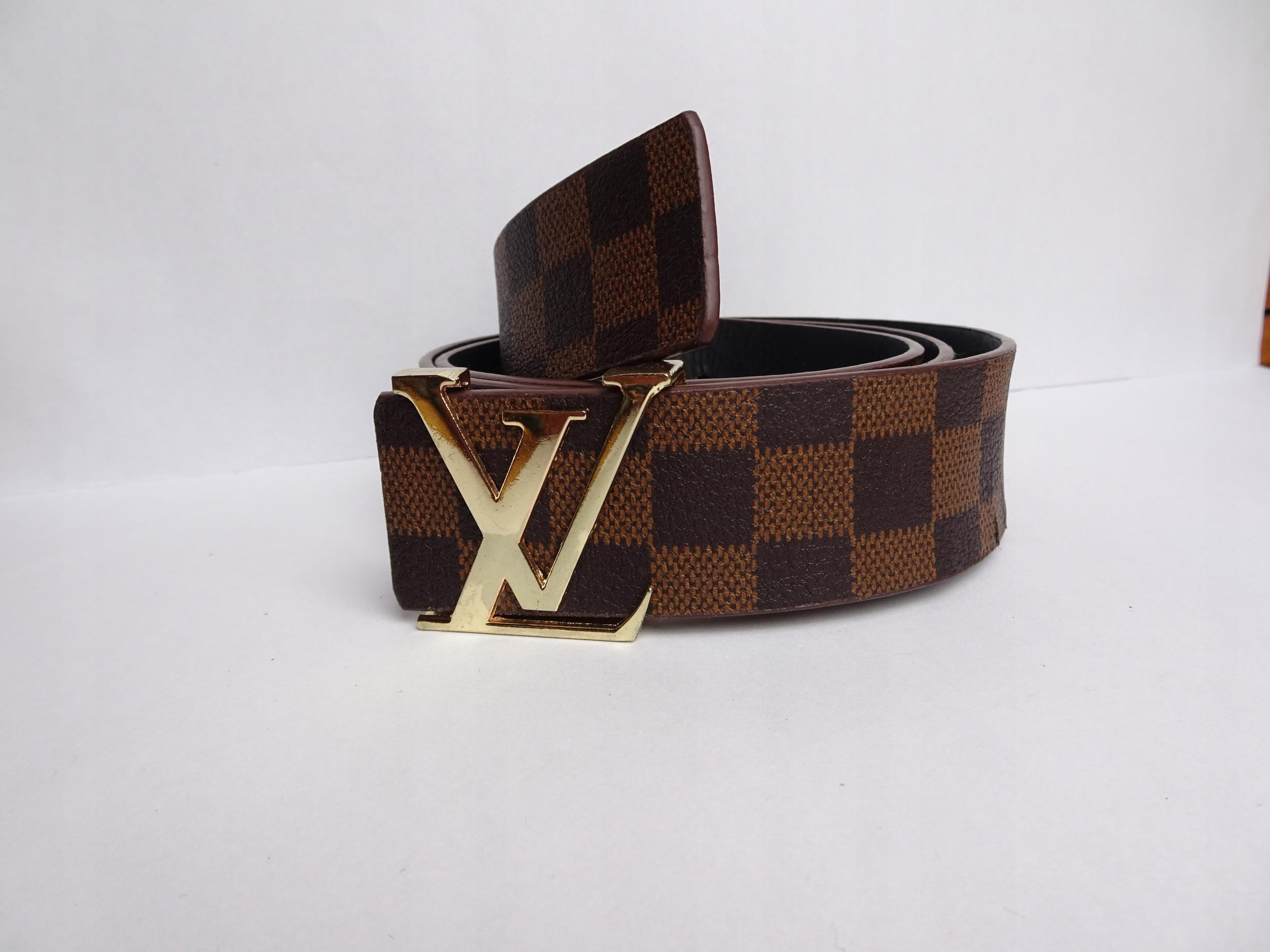 7009a38ed81d4 Louis Vuitton LV Pasek Belt dł 107 cm - 7750410344 - oficjalne ...