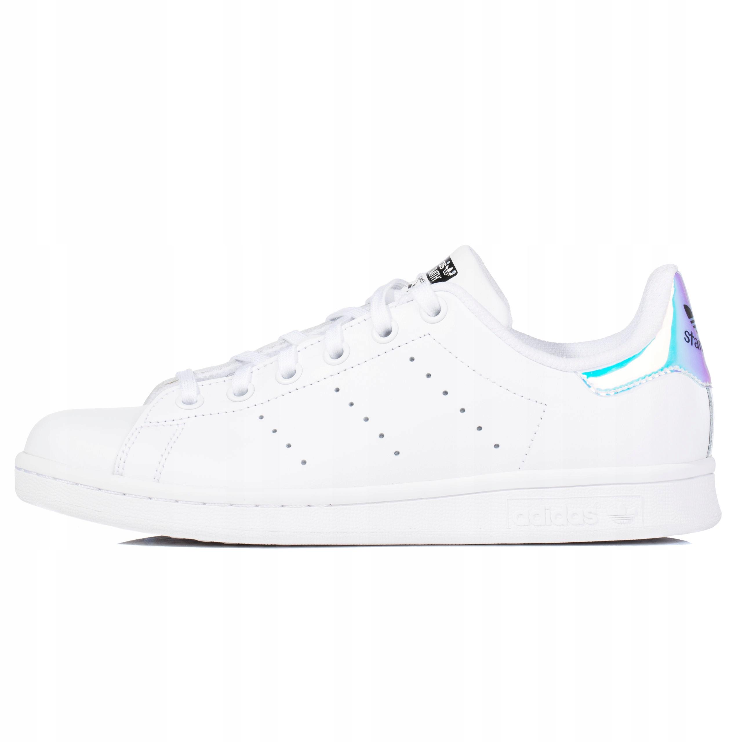 Buty damskie Adidas Stan Smith J AQ6272 7558265546
