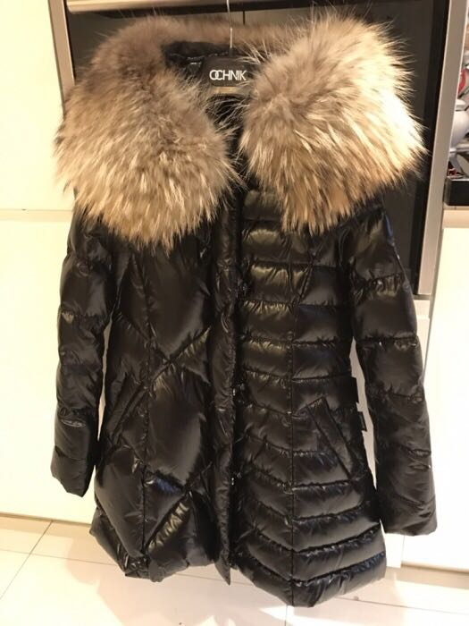 Moncler Fur kolekcja